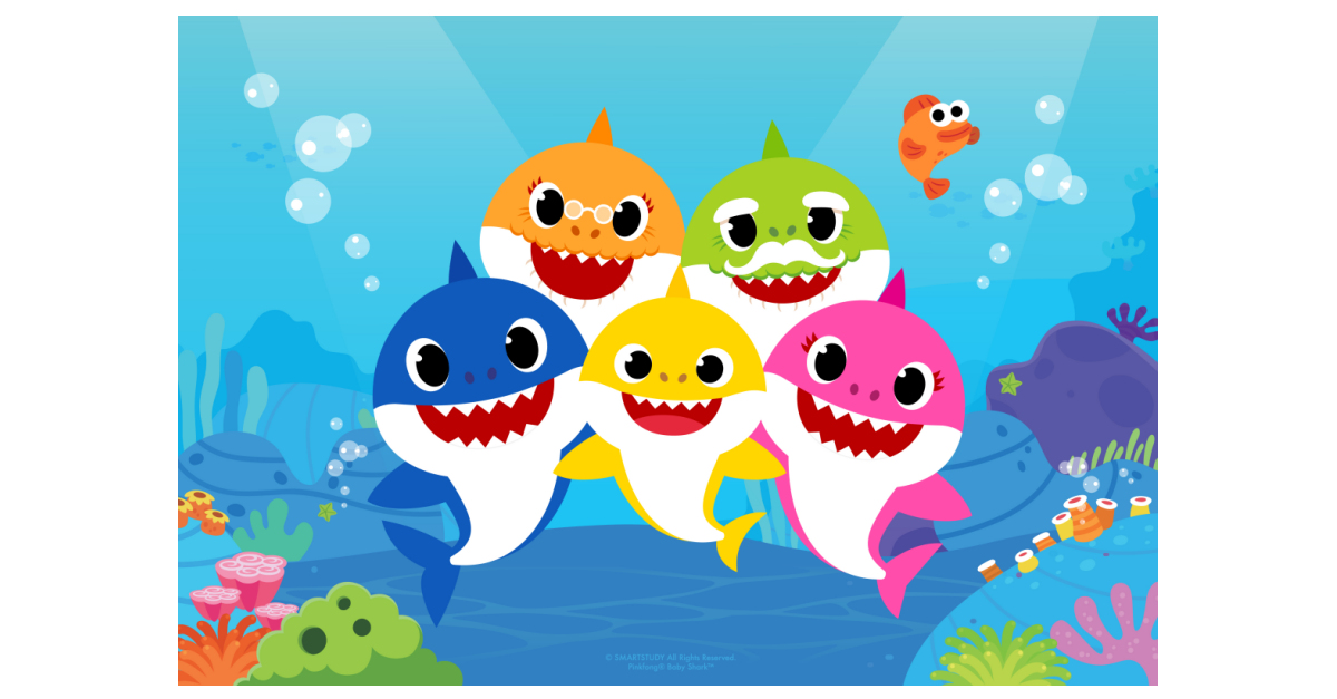Pinkfong\'s Baby Shark Joins the Nickelodeon Family.