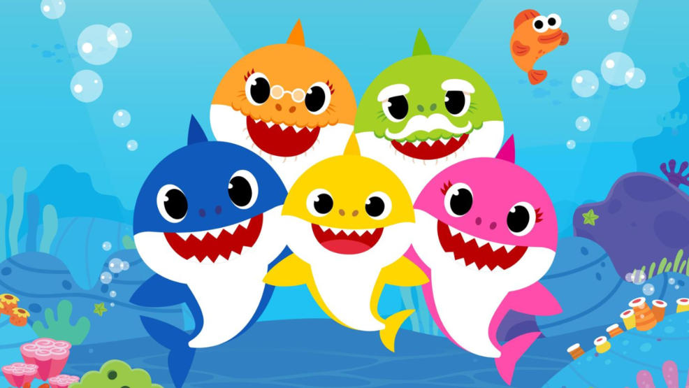 Baby Shark Live' coming to South Carolina this fall.