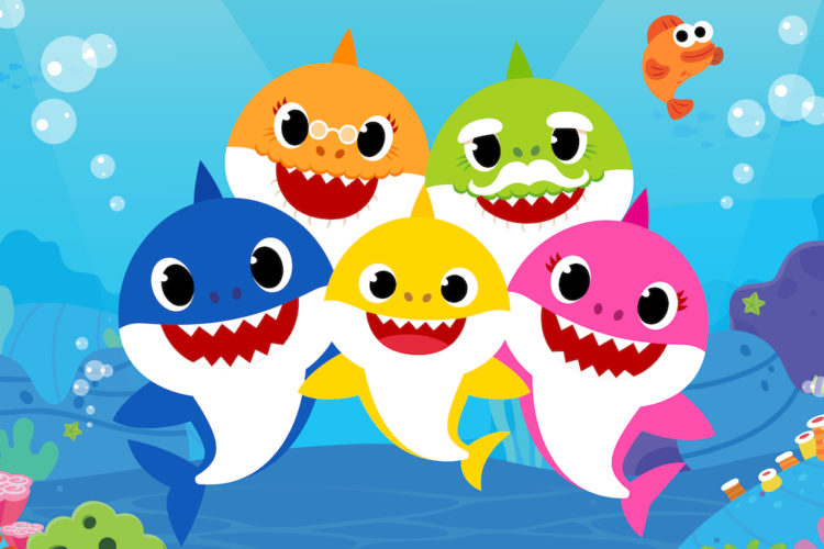 Baby Shark Cereal Is Coming To A Store Near You.