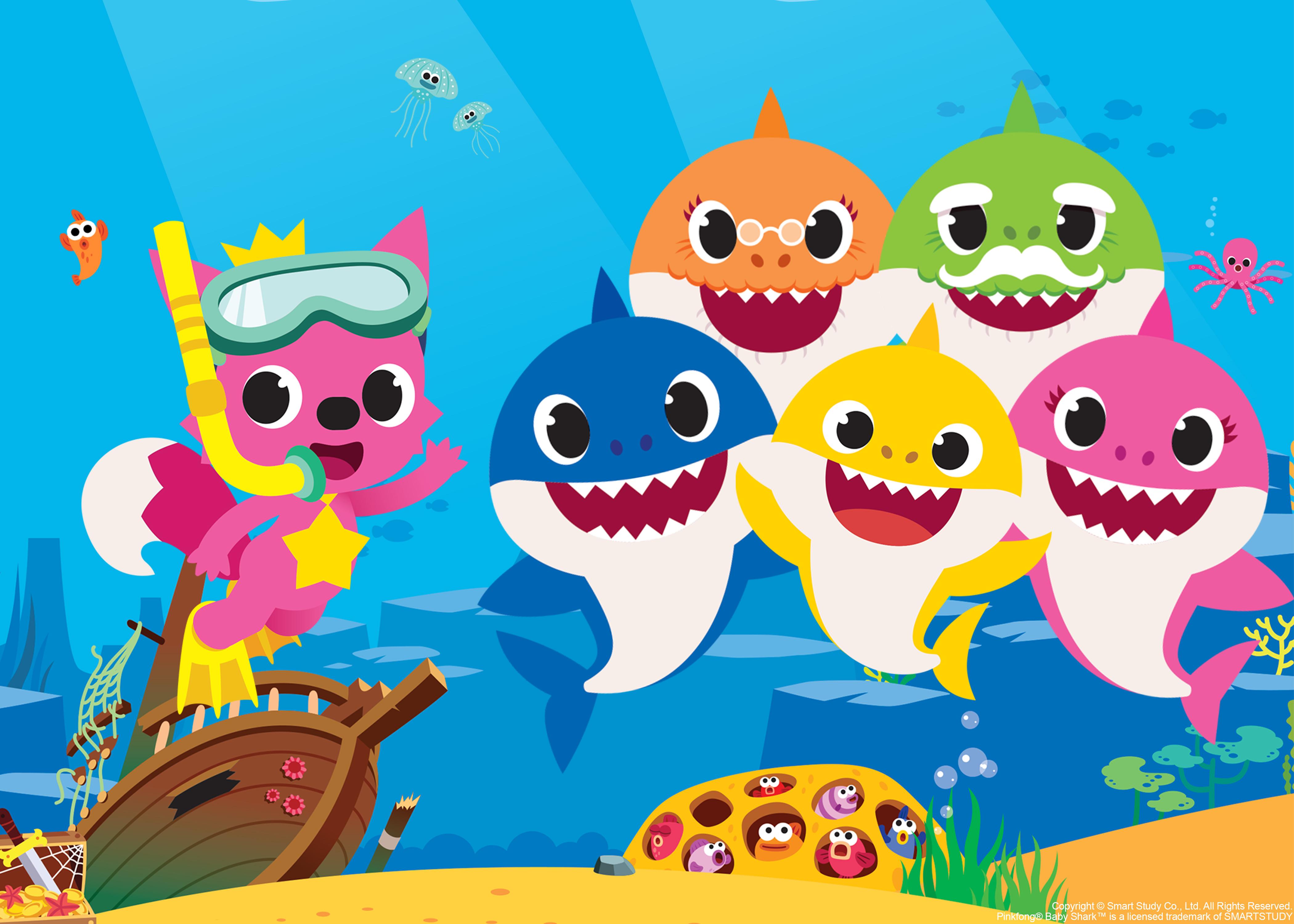 Baby Shark Coup.