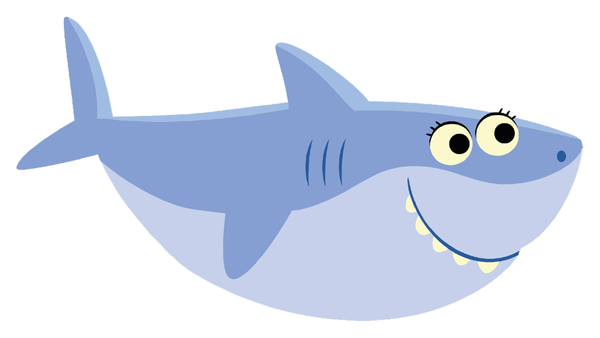 Baby Shark Scalable Vector Graphics Encapsulated PostScript.