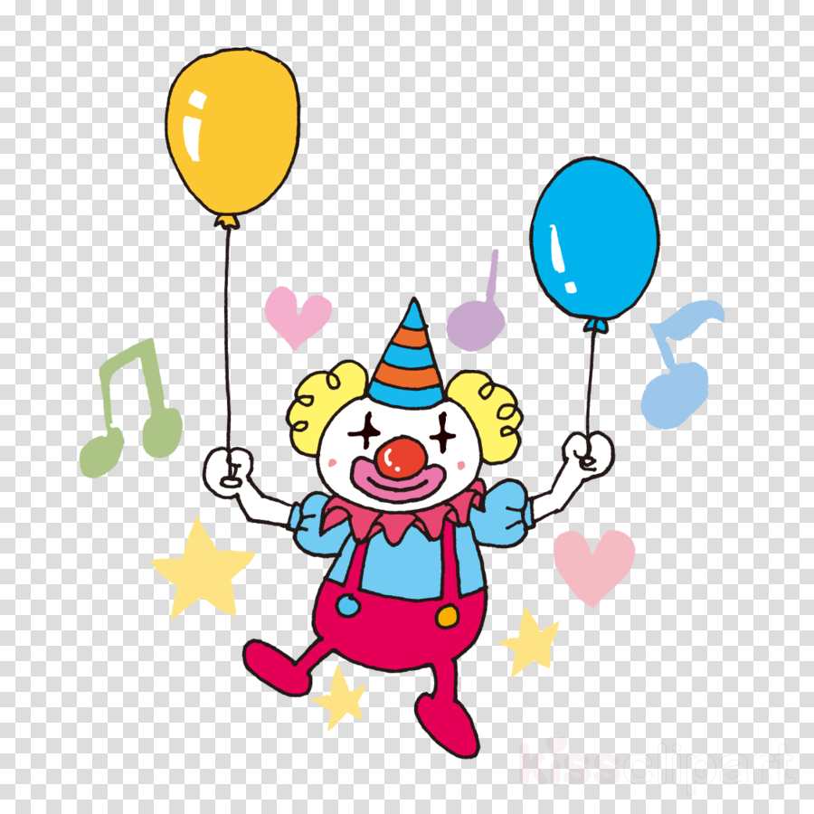cartoon balloon party supply baby products celebrating.
