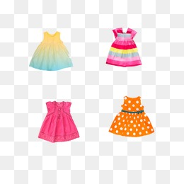 Baby Dress Png, Vector, PSD, and Clipart With Transparent Background.