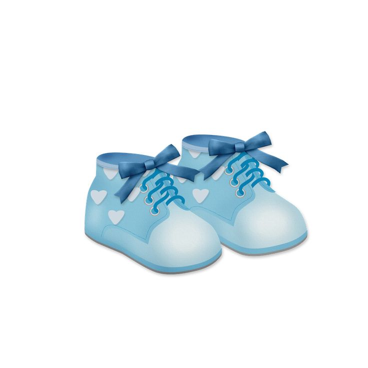 Clipart Baby Shoes.