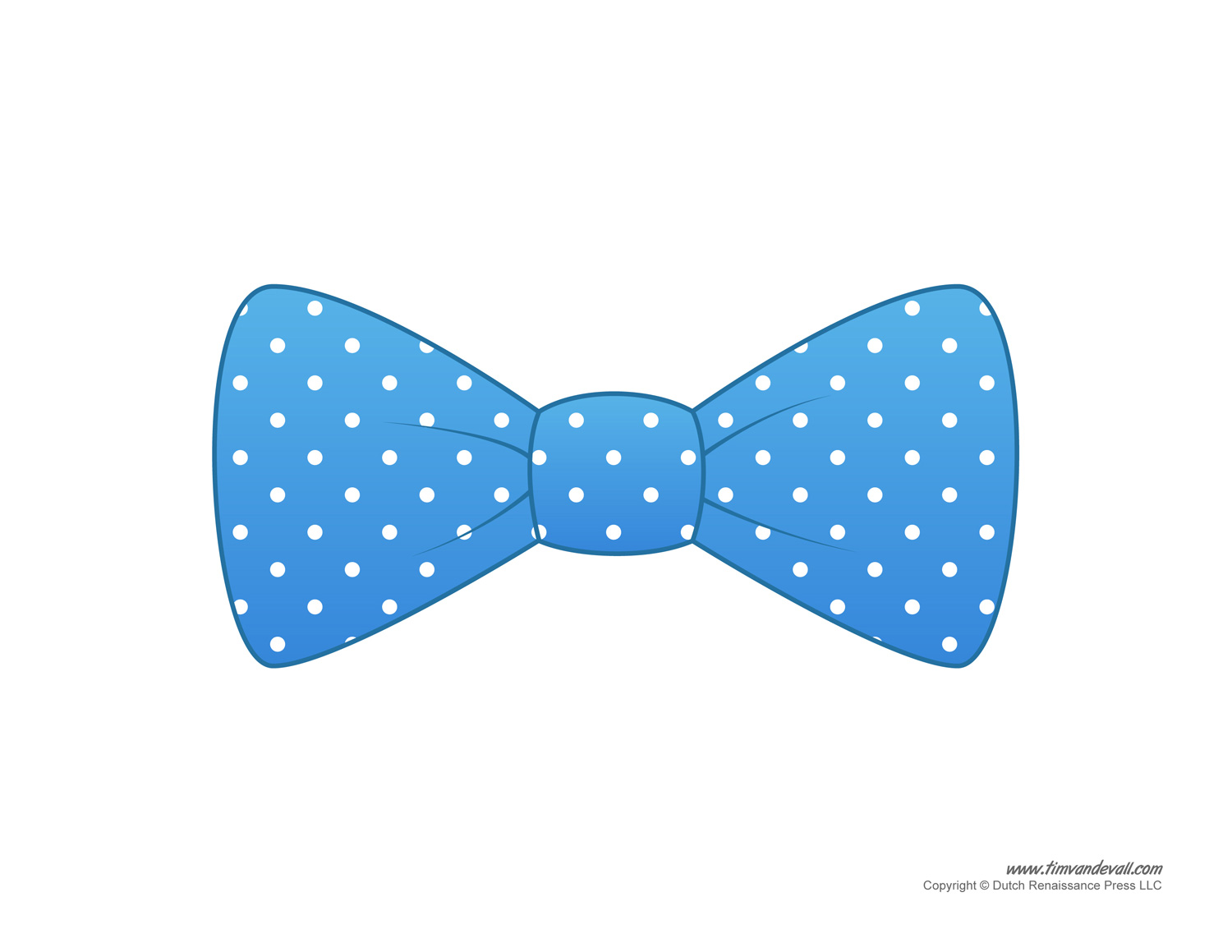 Baby Bow Tie Clipart.