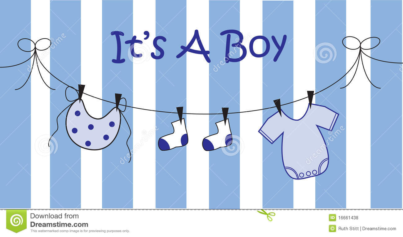 Baby Shower Clipart Boy & Baby Shower Boy Clip Art Images.