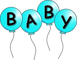 Baby Boy Shower Clip Art & Baby Boy Shower Clip Art Clip Art.