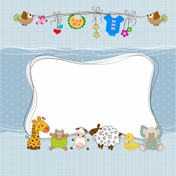 Frame Clipart For Baby.