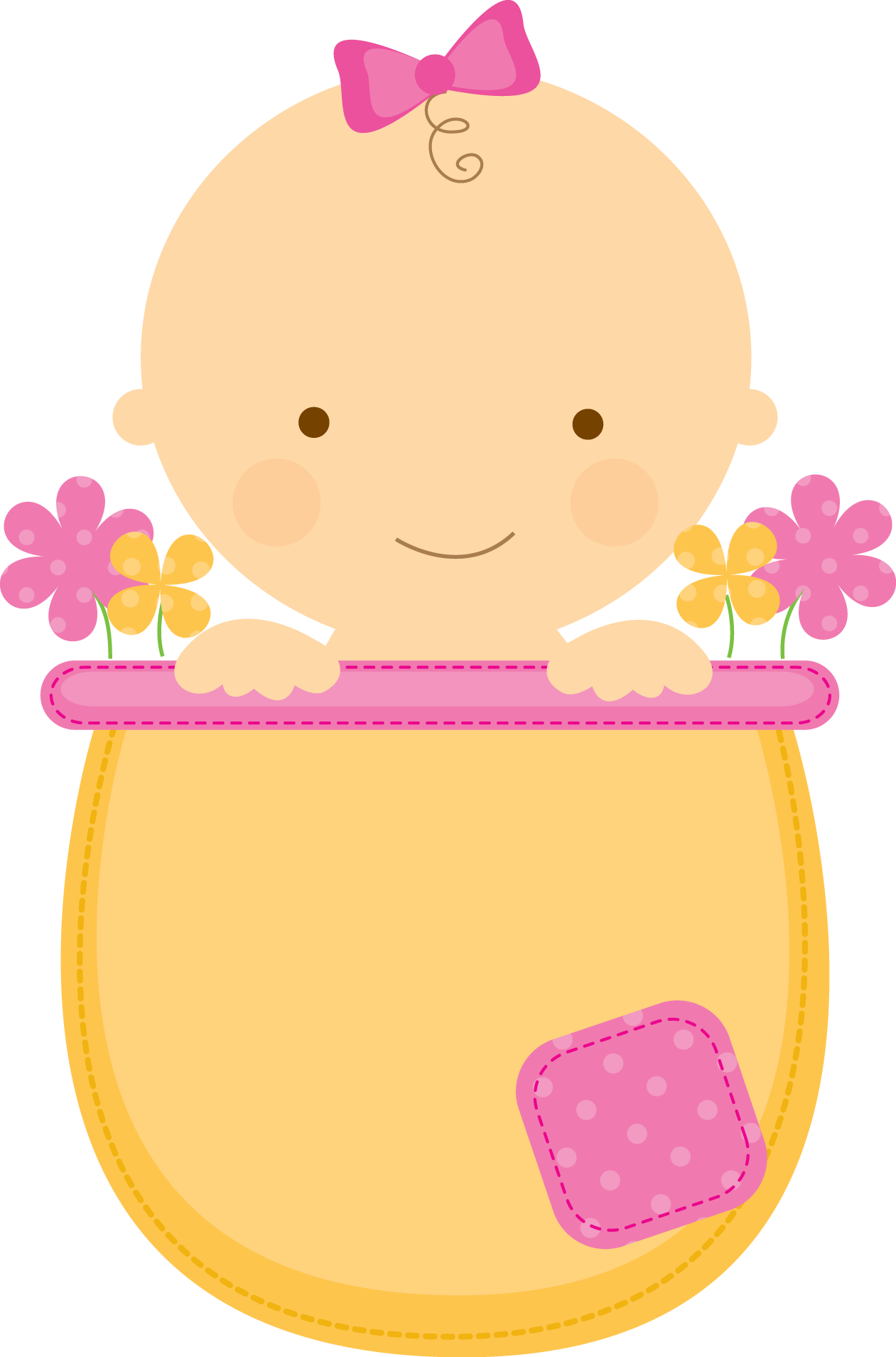 Cute Baby Clipart Png.