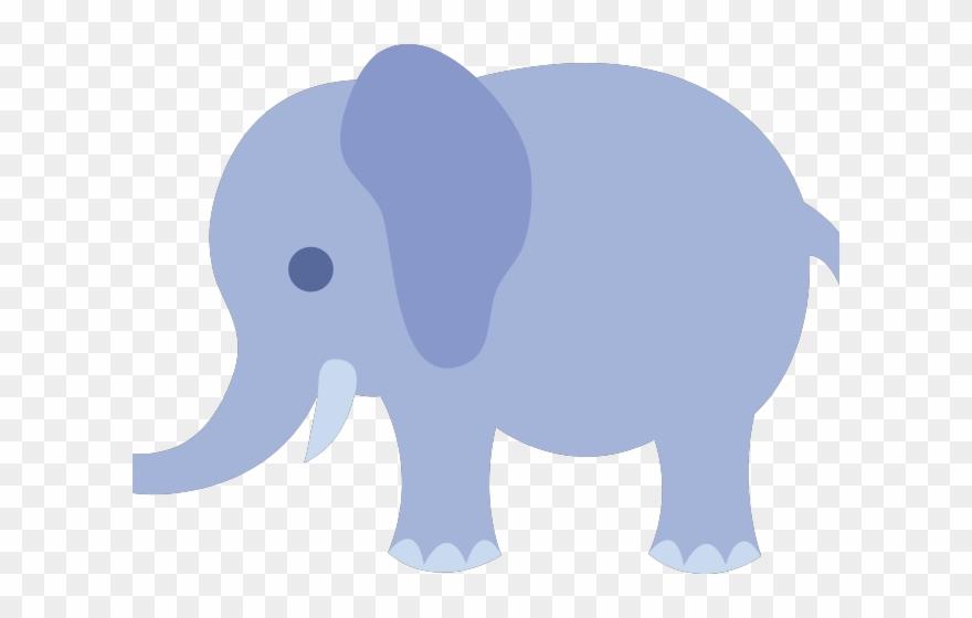 Numbers Clipart Elephant.