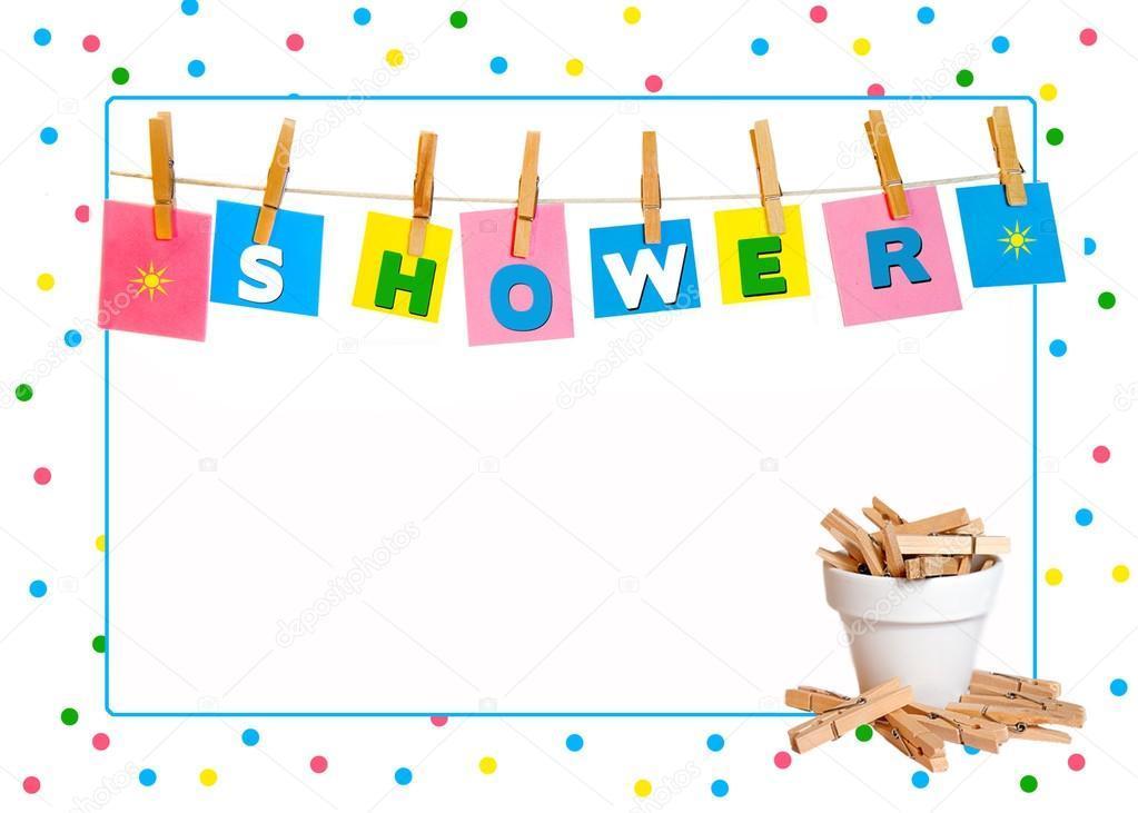 Baby shower clothesline clipart 8 » Clipart Portal.