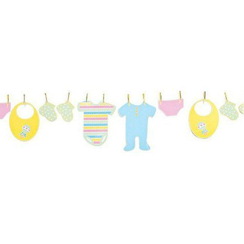 Baby shower clothesline clipart » Clipart Portal.