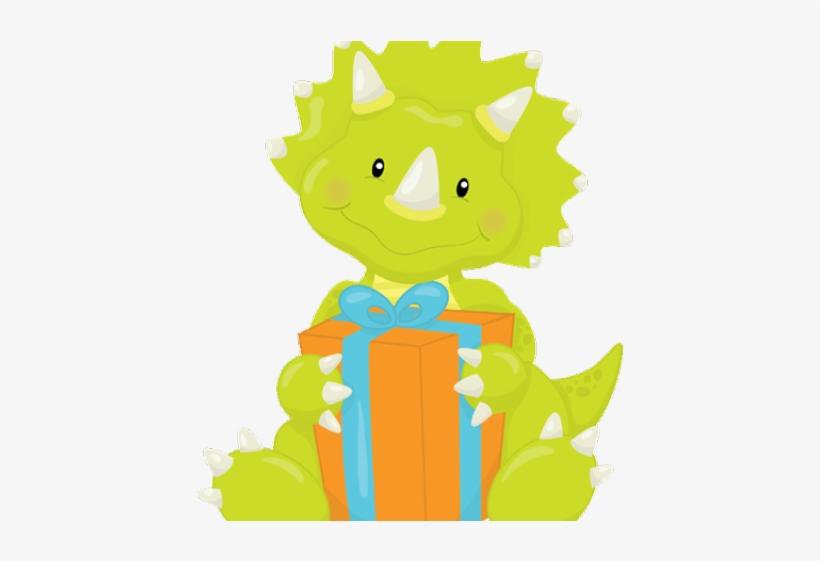Dinosaur Clipart Baby Boy.