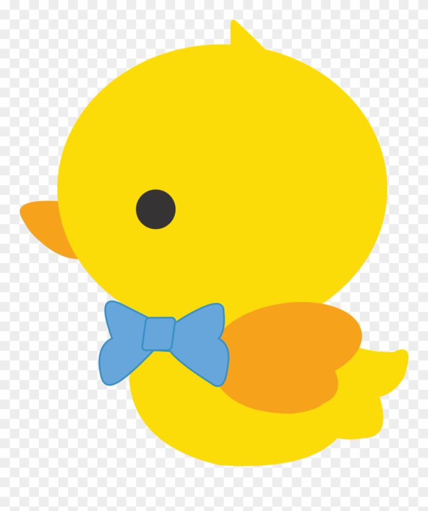 Baby Duck Clip Art 439491.