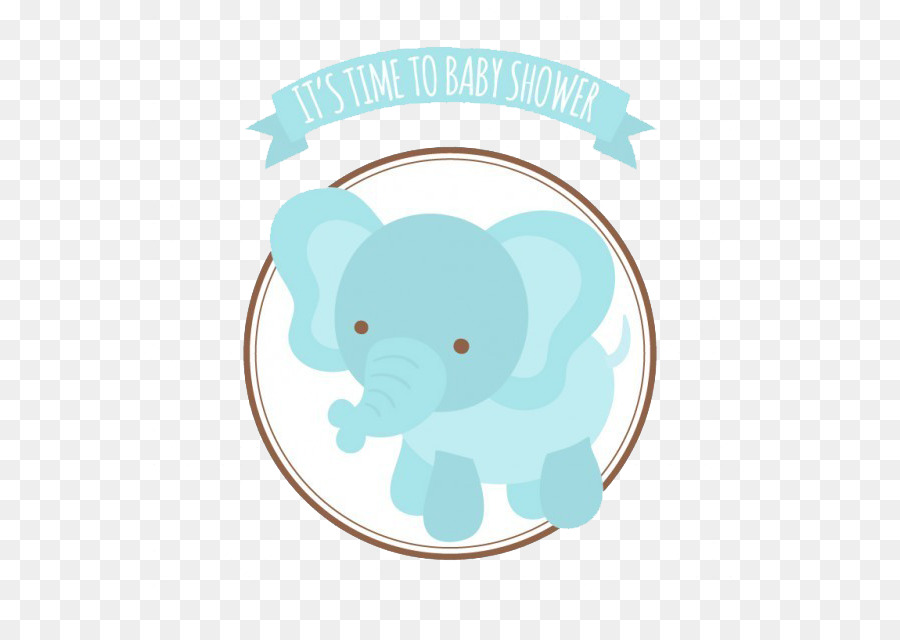 Baby Elephant Cartoon png download.