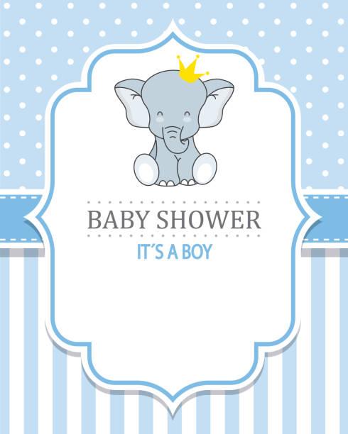 Best Spanish Baby Shower Invitations Illustrations, Royalty.