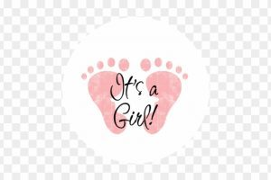 Baby shower its a girl clipart 2 » Clipart Portal.