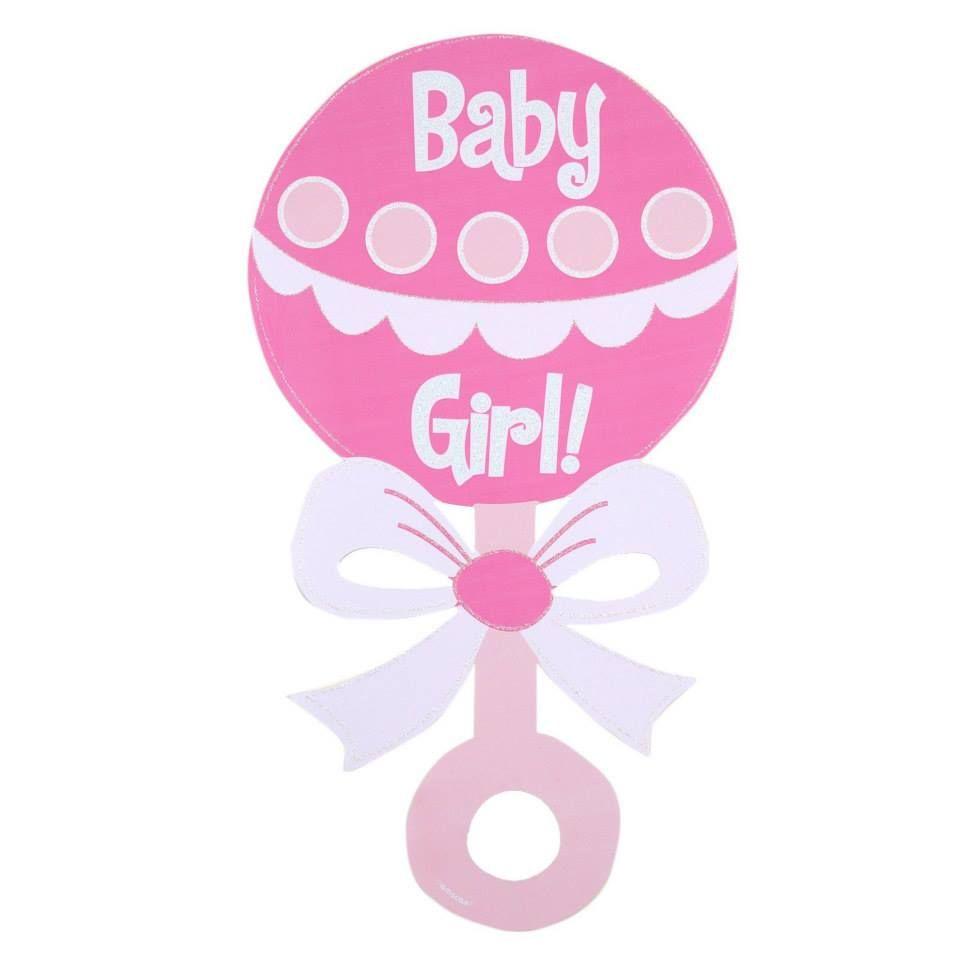 It's a GIRL!.