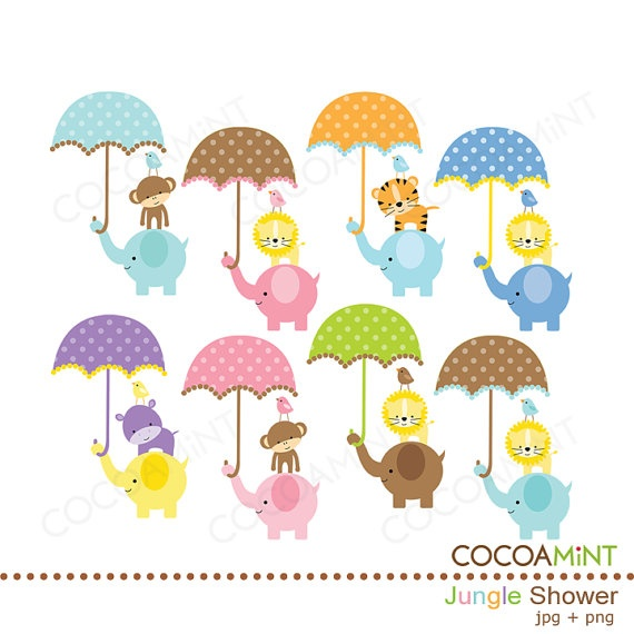 Baby Theme Clipart.