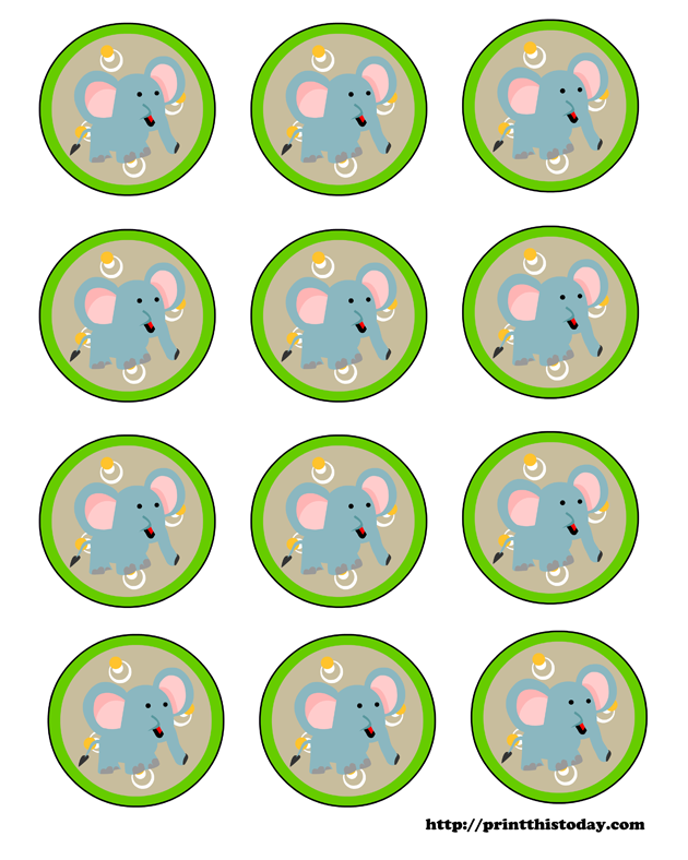 Free Printable Baby Shower Clip Art.