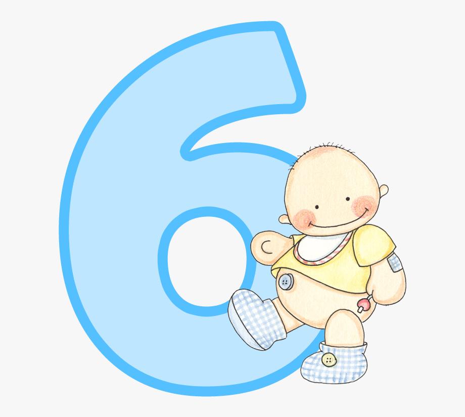 Baby Shower Boy Clipart.