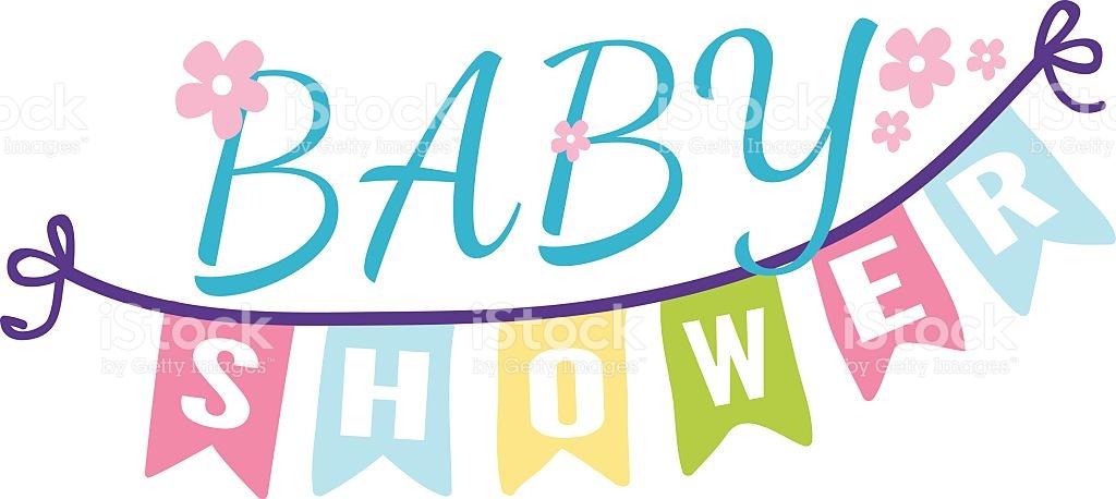 Baby Shower Graphic.