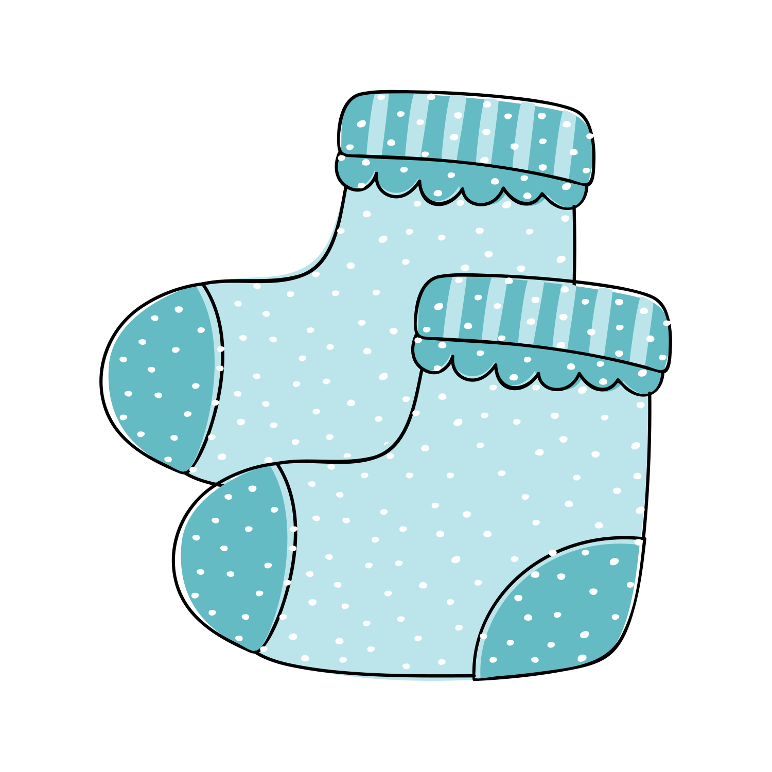 FREE And Absolutely The Cutest Baby Shower Clip Art.