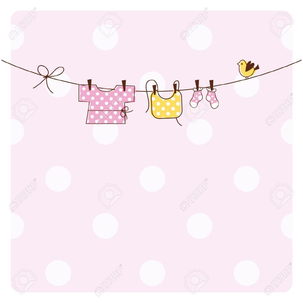 Free Clipart Of Baby Shower Invitations Fresh Baby Clipart.