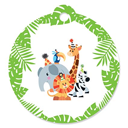 Jungle Party Animals.
