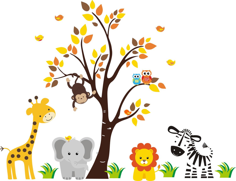 Baby shower jungle theme clip art danaalma top.