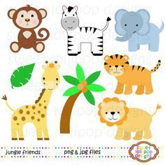 Safari Jungle Baby Shower On Pinterest.