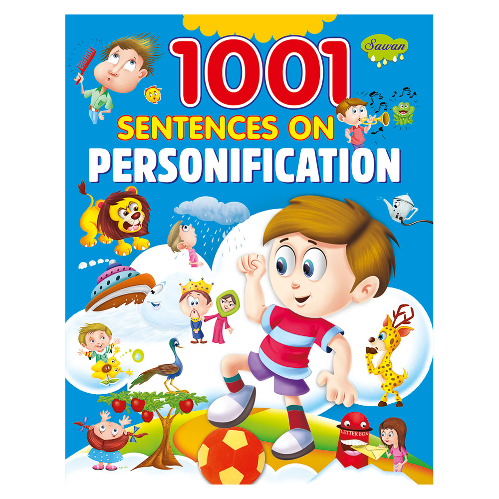 1001 Sentences On Personification.