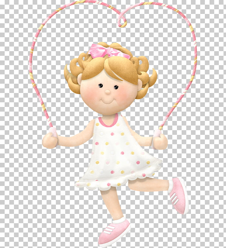 Child Sentence , Skipping girl PNG clipart.
