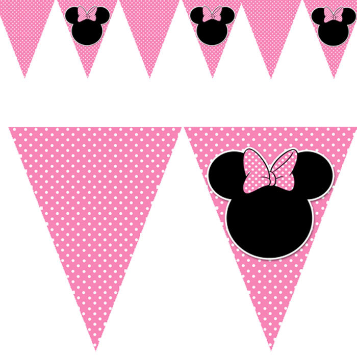 minnie mouse baby shower.