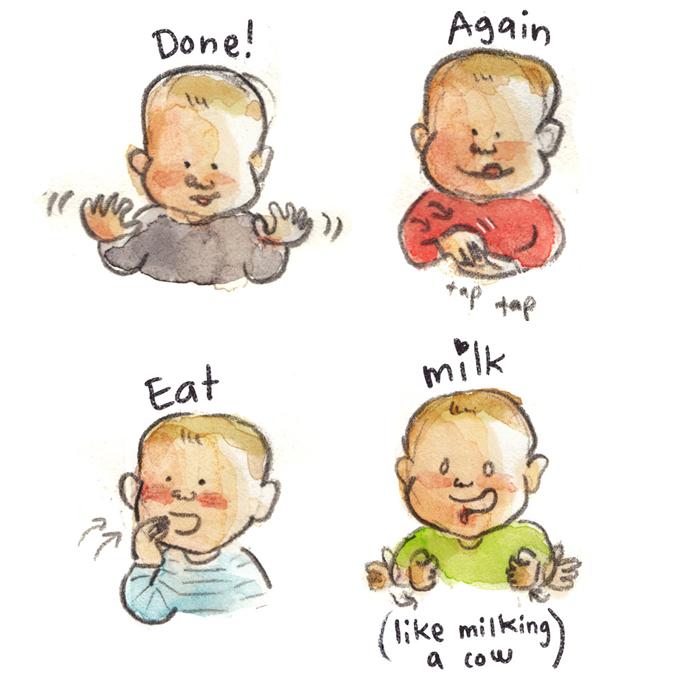 Prenatal illustration.