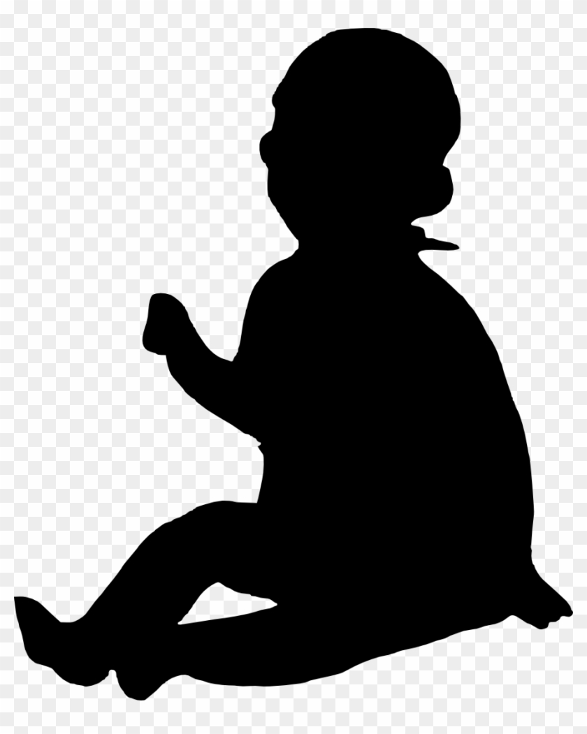 6 Baby Silhouette.