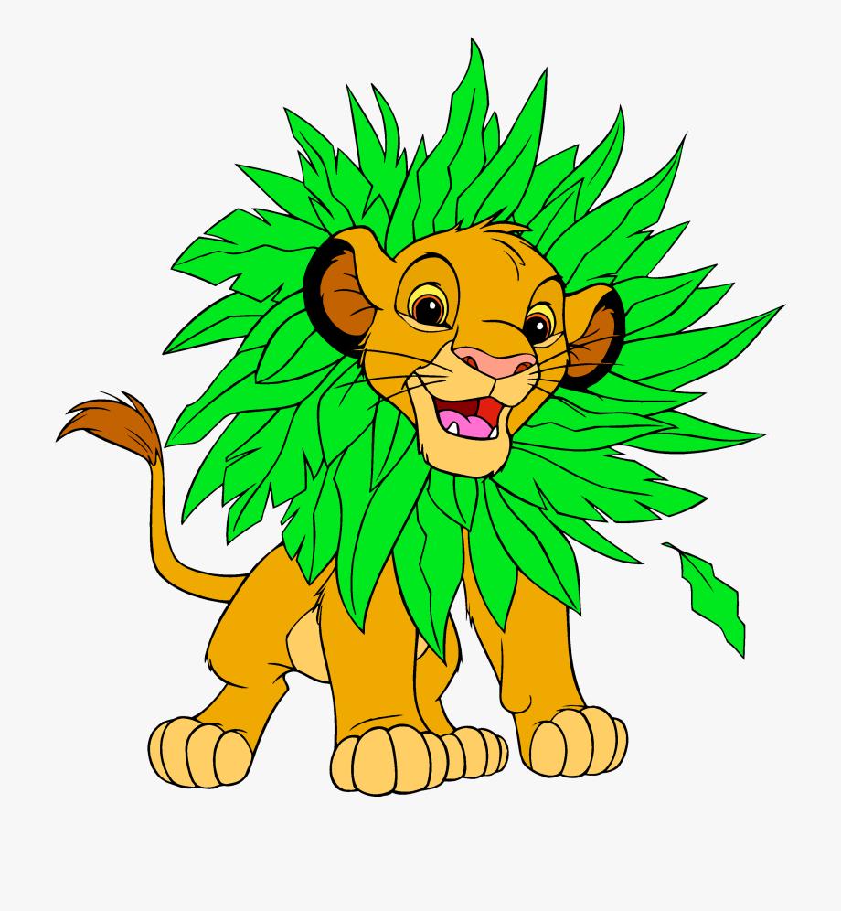 Simba Mufasa Nala Sarabi Clip Art.