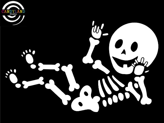 Baby skeleton clipart 3 » Clipart Portal.