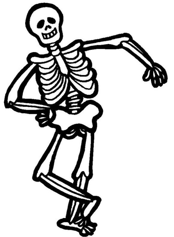 Free Cartoon Skeleton Cliparts, Download Free Clip Art, Free Clip.