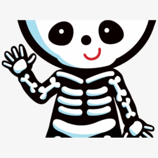 Transparent Bones Clip Art.