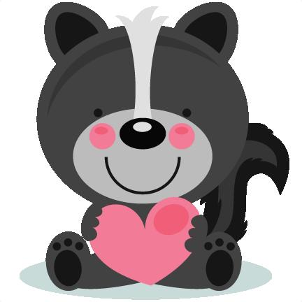 Free Baby Skunk Cliparts, Download Free Clip Art, Free Clip.