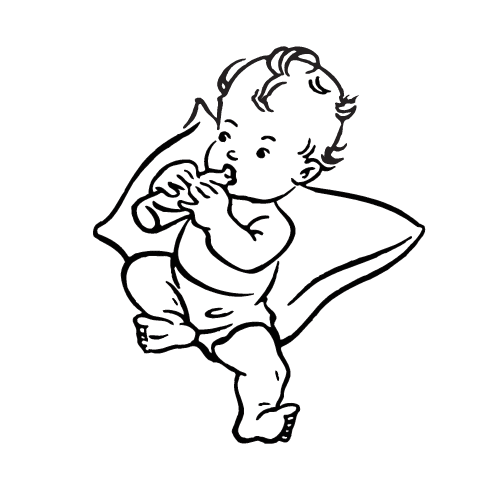 Baby Clipart Black And White & Baby Black And White Clip Art.