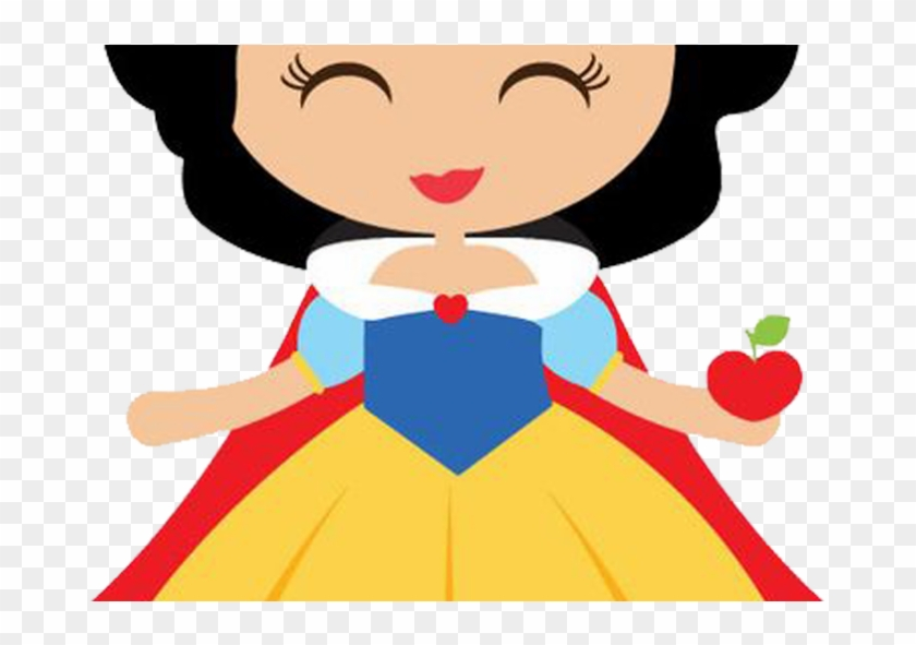 Baby Snow White Clipart, HD Png Download (#5627406), Free Download.