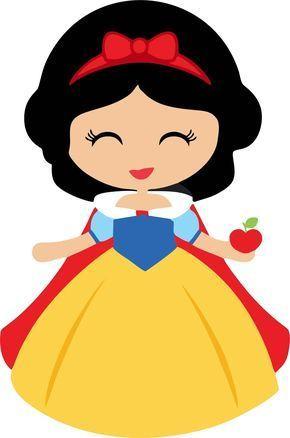 baby disney princesas clipart.