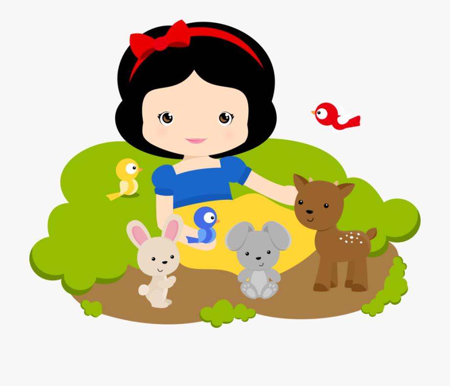 Snow White Clipart Disney Baby.