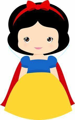 Snow White more.