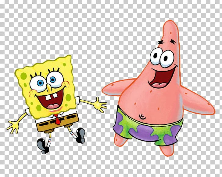 Patrick Star Squidward Tentacles SpongeBob SquarePants Mr.