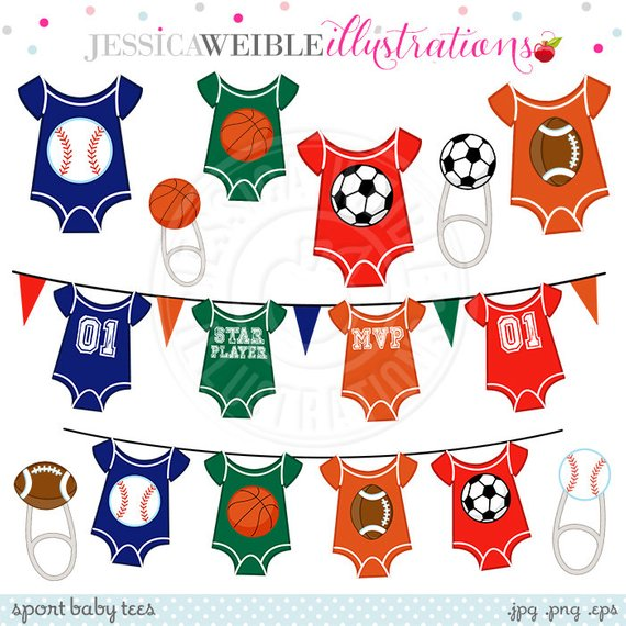 Baby sports clipart 1 » Clipart Station.