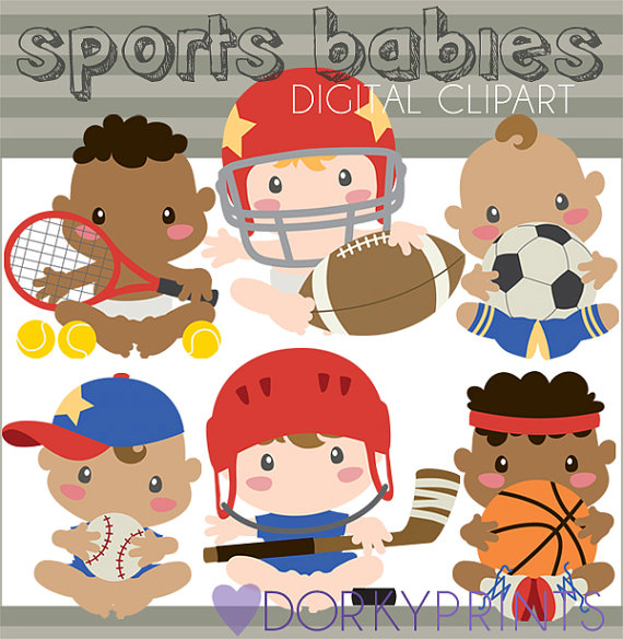 Sports Clipart.