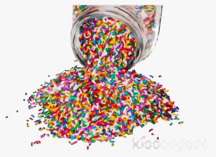 Free Sprinkle Clip Art with No Background.